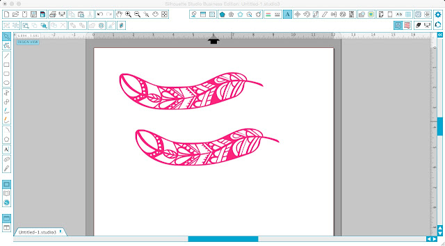 Silhouette Studio, Silhouette Studio tutorial, replicate