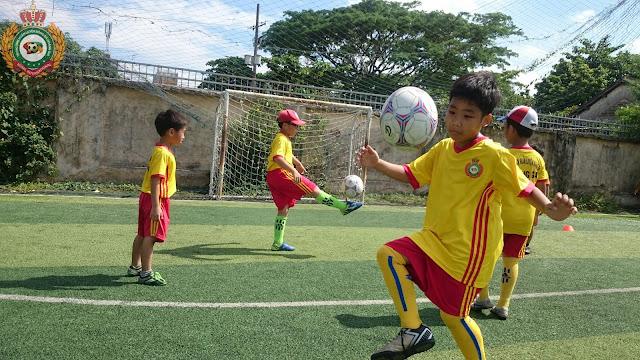 Lớp học bóng đá hè 2019 quận Bình Thạnh TPHCM