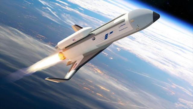 Pentágono desarrolla un avión secreto hipersónico… ¿para espiar?