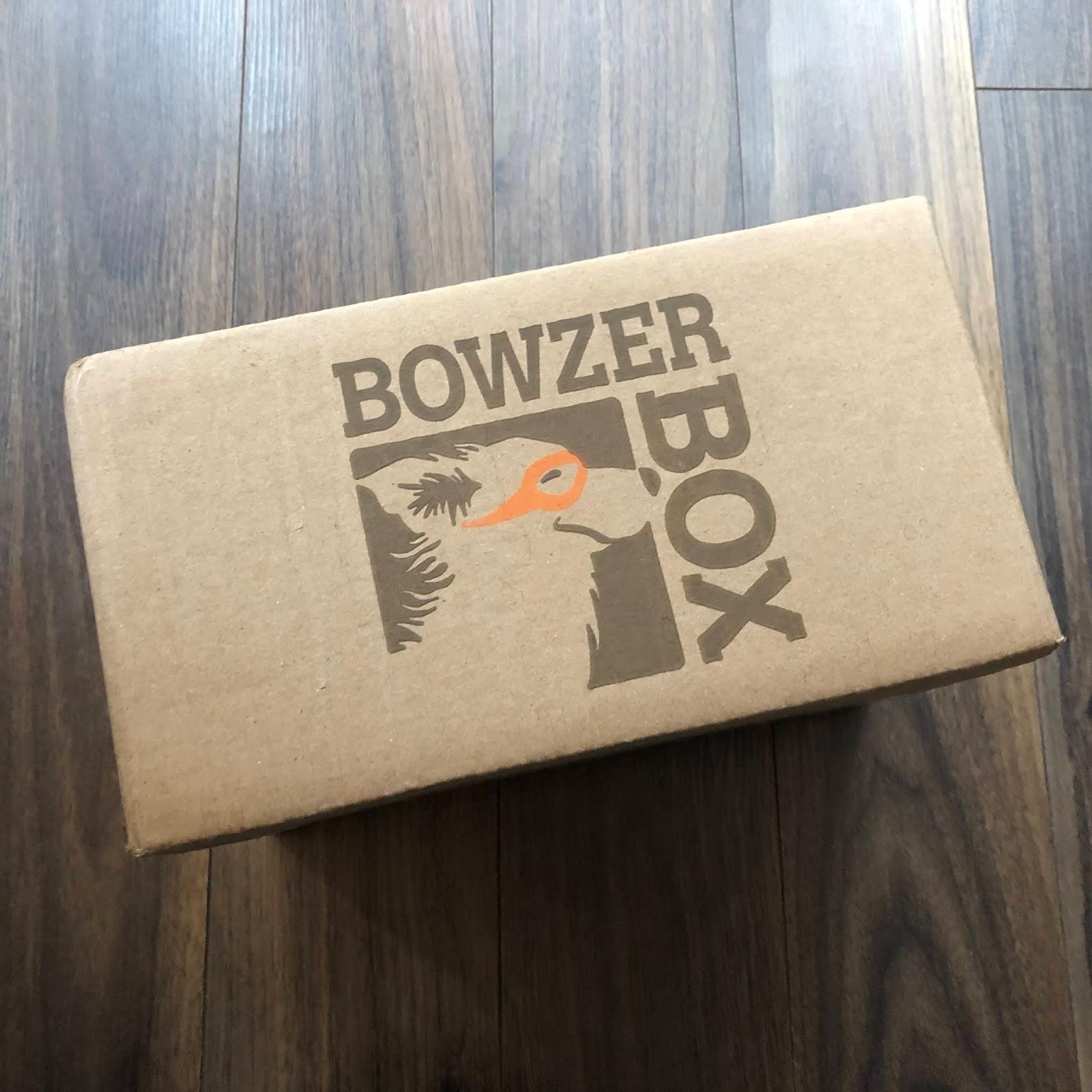 Bowzer Box Review December 2018 Canadian Pet Subscription Box