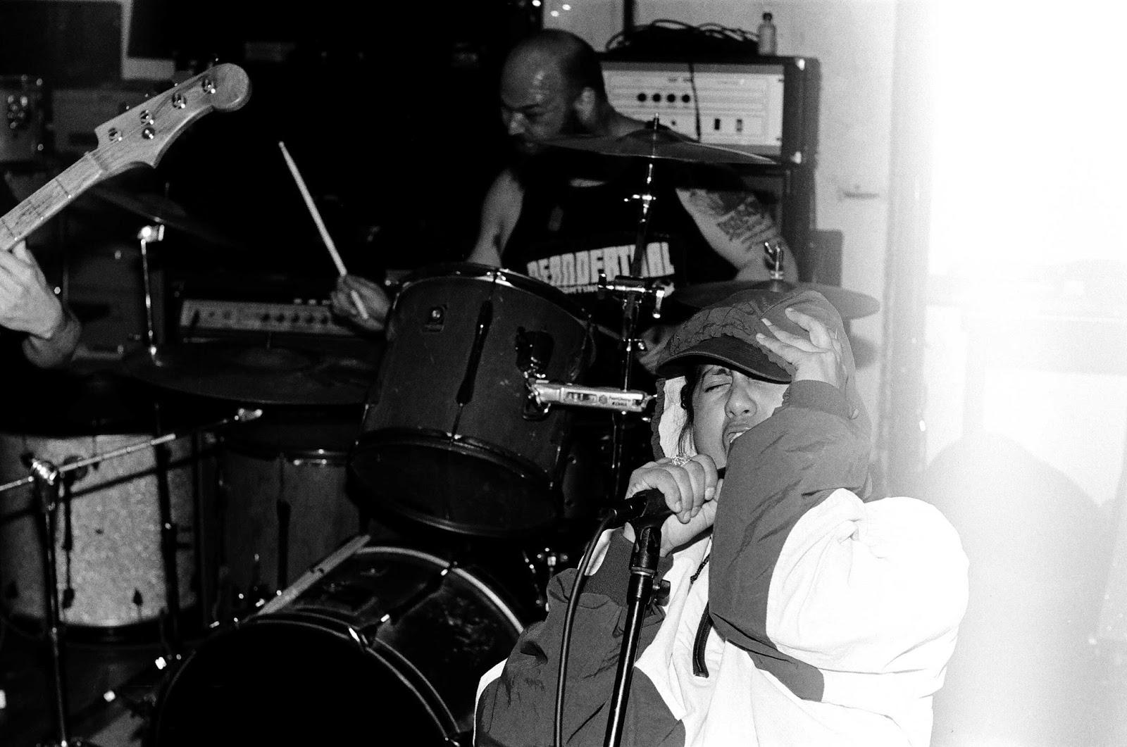 Philadelphia Hardcore Punk Steppin Rasiermesser
