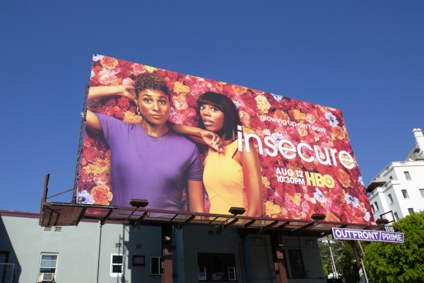 Insecure season 3 billboard