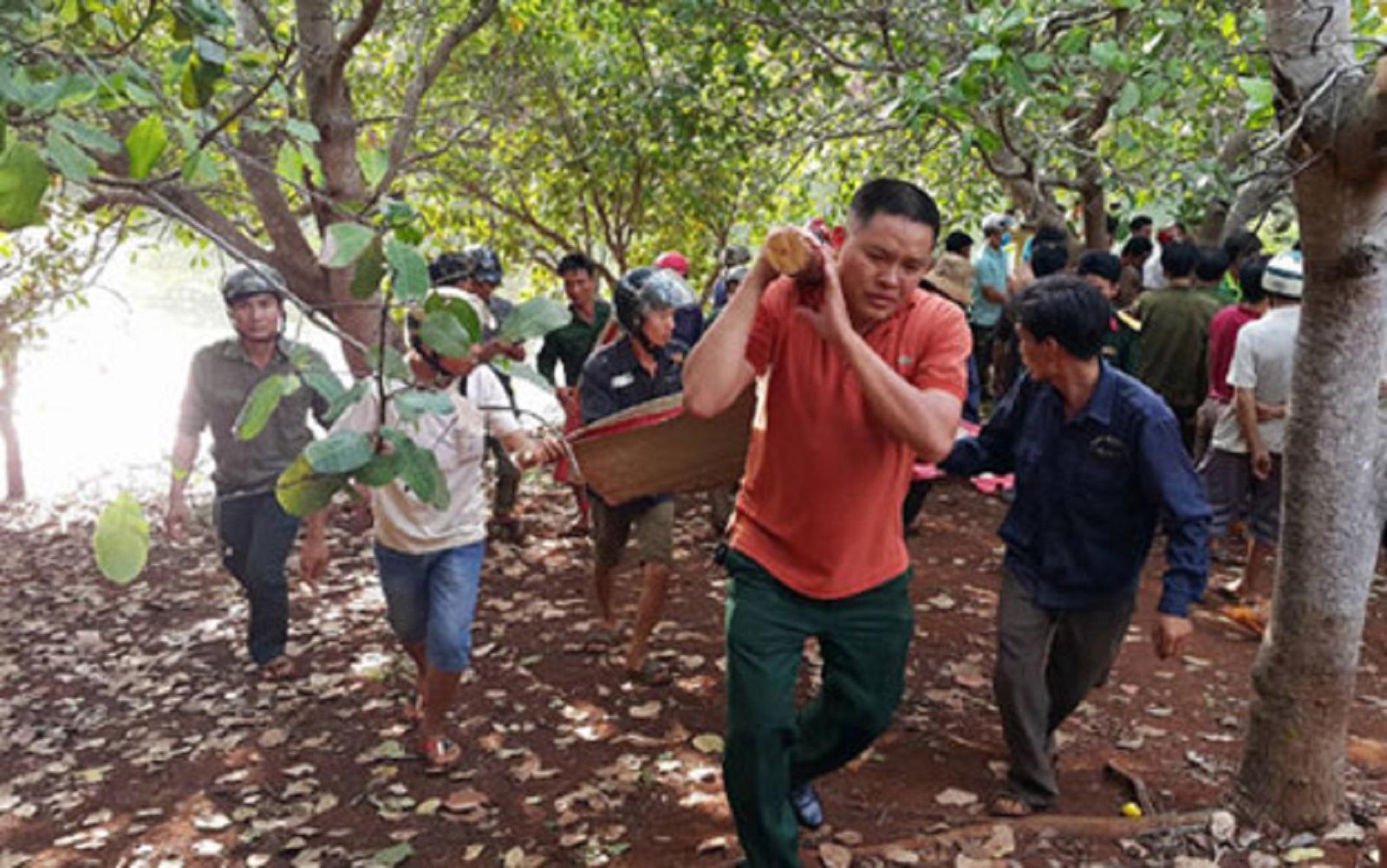 Gia Lai: 4 học sinh đuối nước thương tâm trên vùng hồ thủy điện Sê San