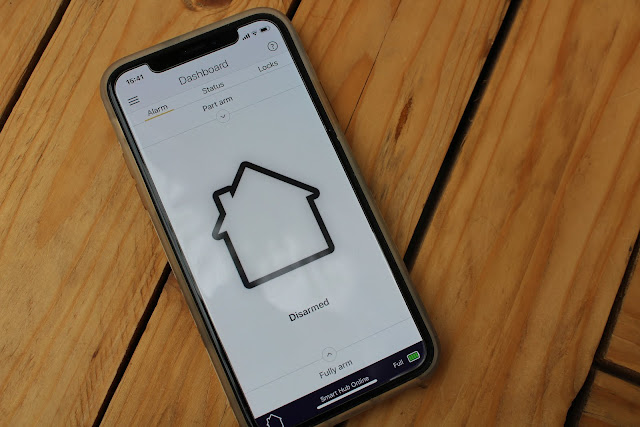 Yale Smart Alarm App