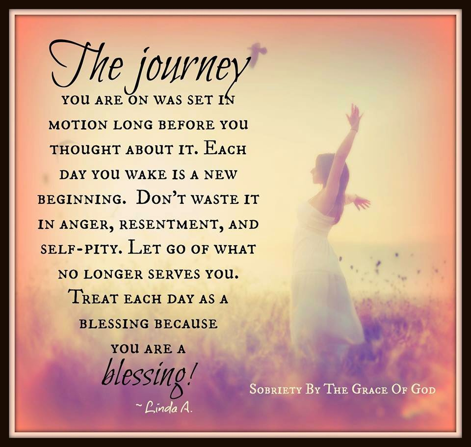 The Journey You Are On Was Set In Motion Long Before You Thought