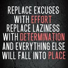 Determination Quotes For The Gym