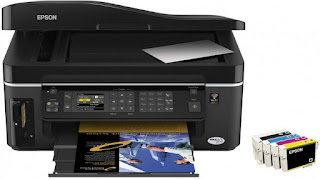 Epson Stylus Office BX600FW Driver Download