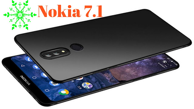 Nokia 7.1 plus launch in india friday 8 December 2018
