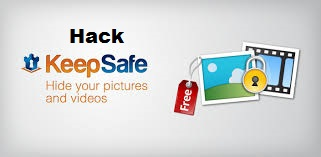 Hack keepsafe and Hide it pro app in Android Easliy