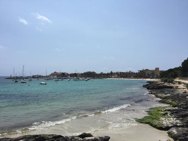 Es Dolç, Mallorca.
