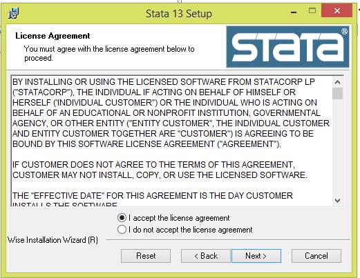 Tải STATA 13 Full Crack + Hướng dẫn cài đặt | Phần mềm kinh tế lượng