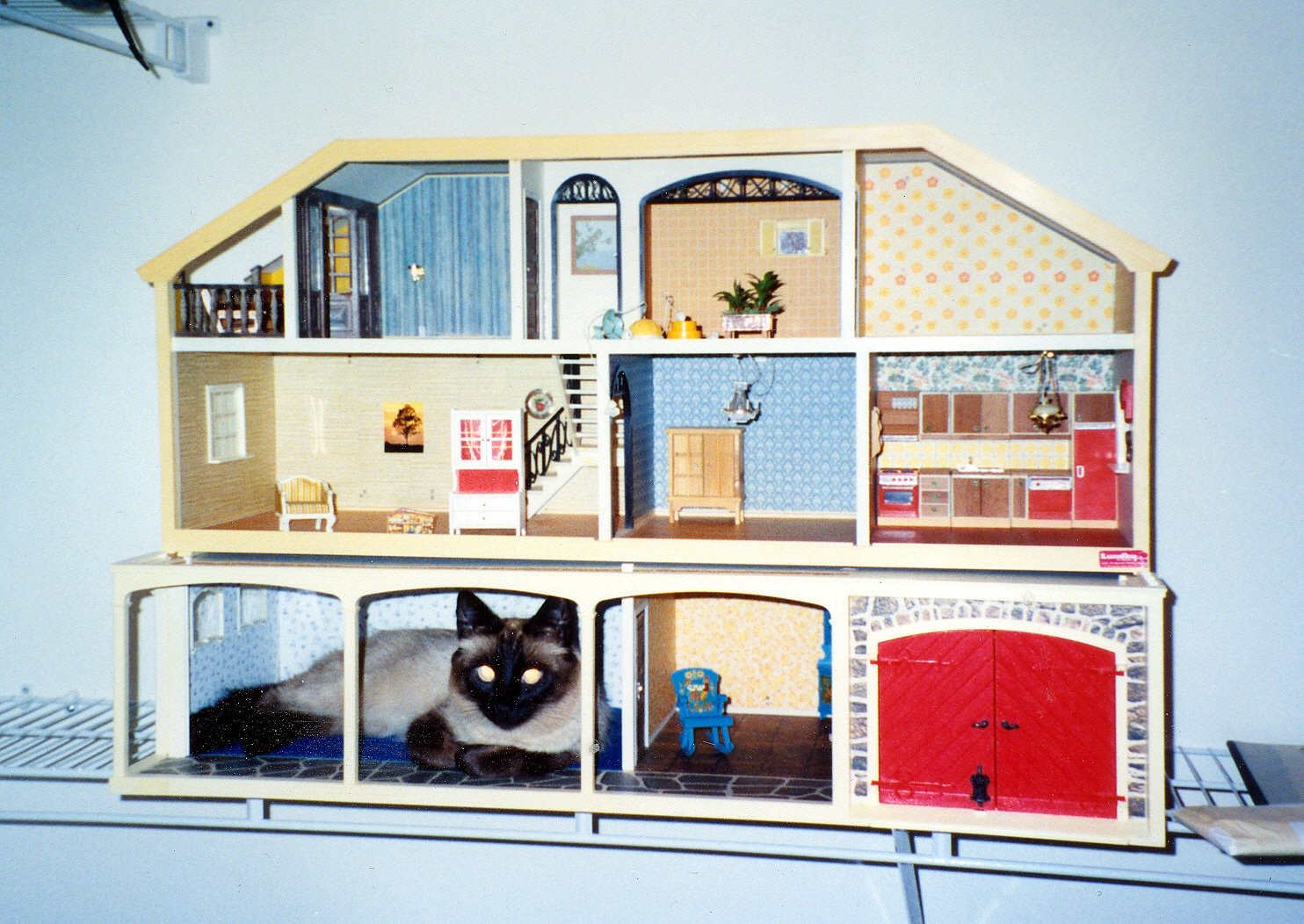 Vintage Lundby Update Cats And Dollhouses