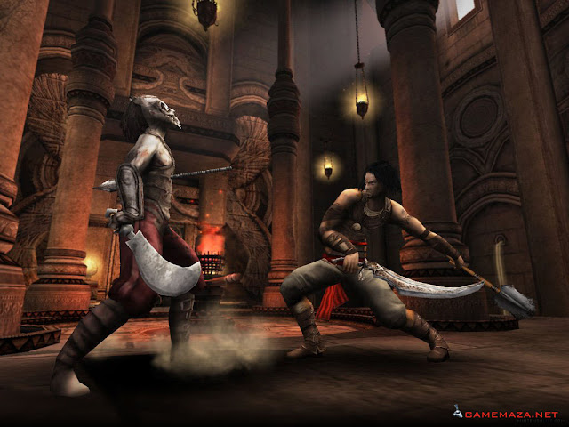 Prince of Persia Warrior Within Gameplay Screenshot 2