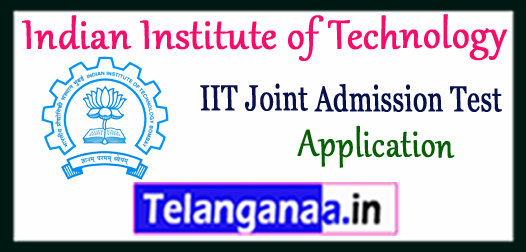 Indian Institute of Technology Joint Admission Test Application 2018 Syllabus