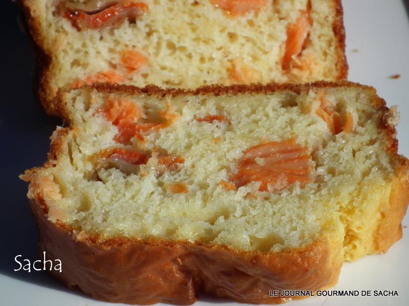 Recette Cake Saumon Marmiton