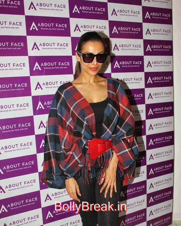 Malaika Arora Khan, Malaika Arora Khan Hot HD Images At About Face skin care & Aesthetics Center Launch