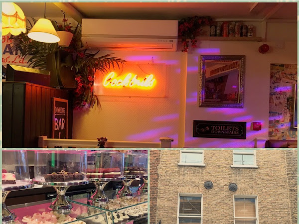 London Eats | Cocktails, Cupcakes & Cute Delis