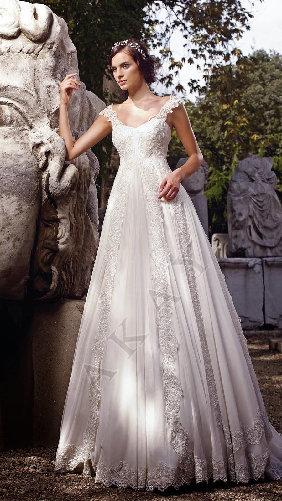 babd430f6 فساتين زفاف تركية من تصميم شركة أكاى العالمية - فساتين زفاف, خطوبة ...