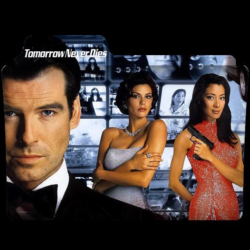 Folder Eyecons James Bond Tomorrow Never Dies 1997
