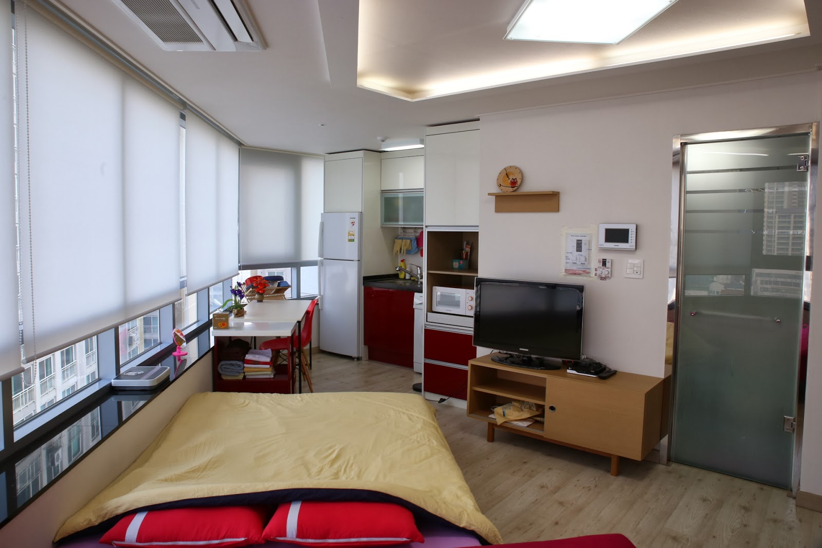 Do You Have A Plan To Visit Seoul For Sightseeing Or Business Can Studio Apartment In Center Of Short Term Long