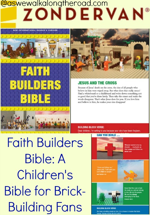kids lego Bible
