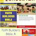 Faith Builders Bible: A Children's Bible for Brick-Building Fans (a Schoolhouse Crew Review)