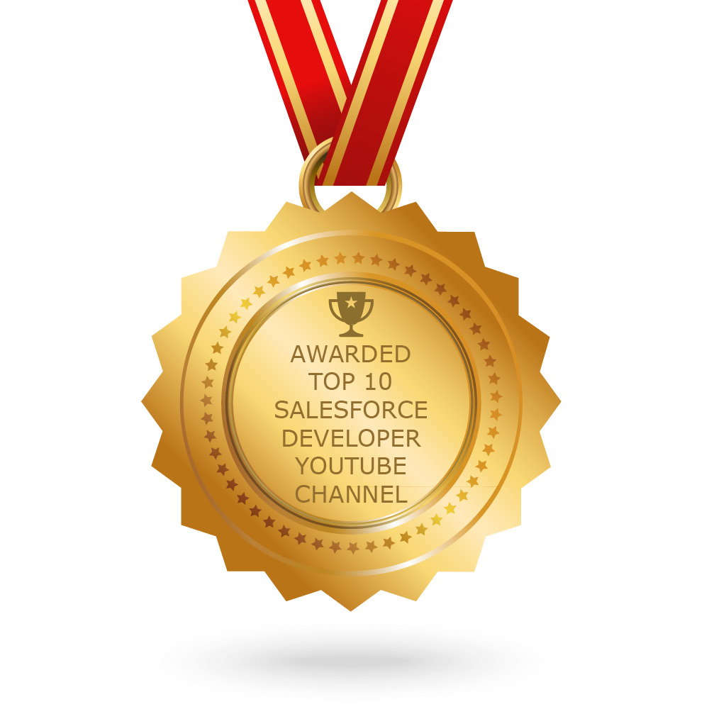 Top 10 Salesforce Developer YouTube Channels with Demos and