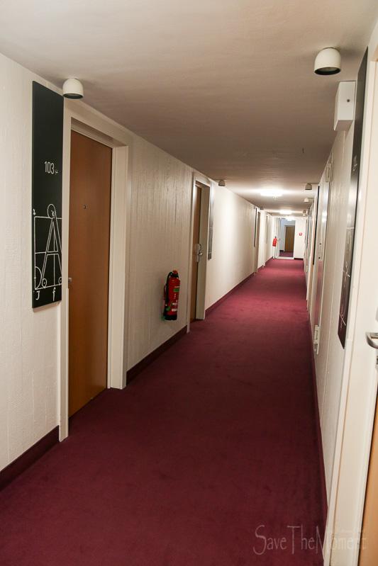 Mercure Hotel Einchecken