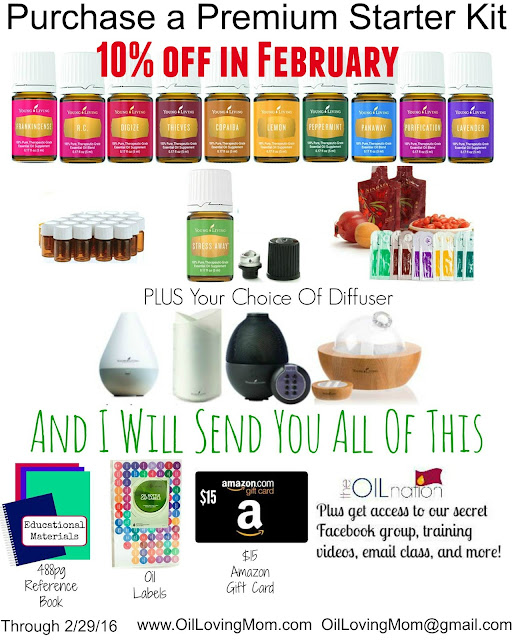 Young Living Premium Starter Kit SALE + Freebies & Step by Step Instructions | Two of a kind, working on a full house