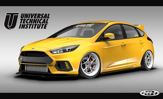 Ford Focus 2017 RS