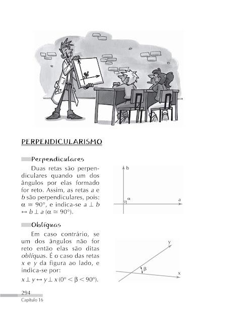 Paralelismo perpendicularismo