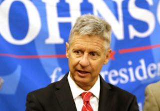 Does Gary Johnson's Aleppo Gaffe Signal The End Of His Campaign?
