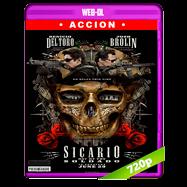 Sicario: Día del soldado (2018) WEB-DL 720p Audio Dual Latino-Ingles