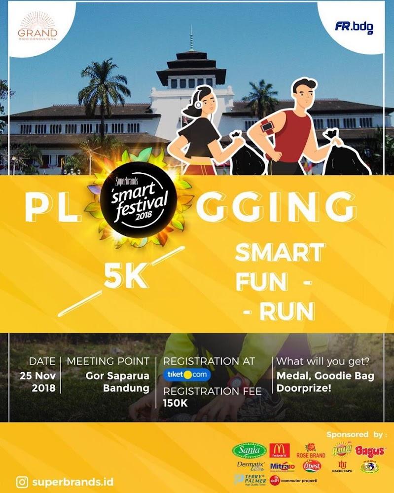 Plogging Smart Fun Run • 2018