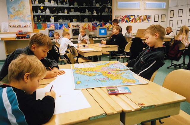 Τα μυστικά από το απίθανο εκπαιδευτικό σύστημα στην Φινλανδία