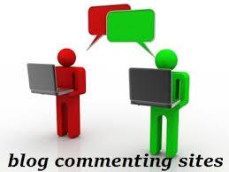 50 Blog Commenting Website List | High DA List 2019