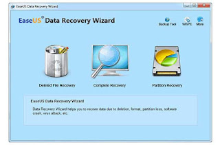 EaseUS Data Recovery Wizard 2017