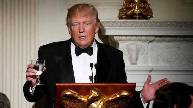 Trump revela lo que hará en lugar de asistir a la cena de los corresponsales de la Casa Blanca