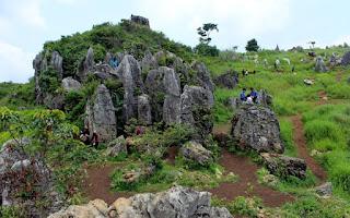 Tempat Wisata Stone Garden Padalarang Dan Harga Tiket Masuk