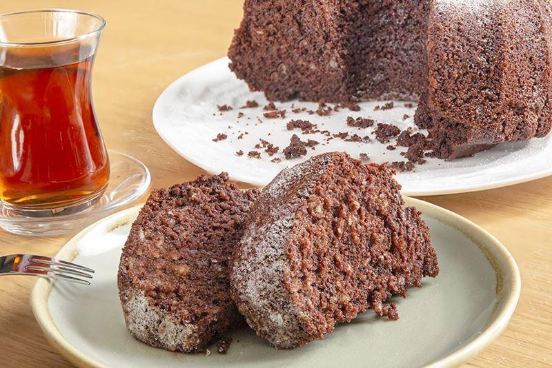 Yaz aylarında da favorilerimiz kurabiye ve kek