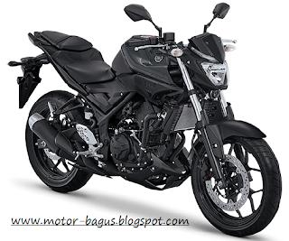 Harga dan spesifikasi motor yamaha MT 25 terbaru