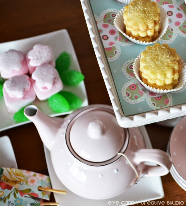 recipe, marshmallow, tea pot, tea cup, recipe for shortbread, how to make