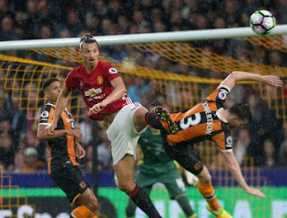 Manchester United Menang 1-0 atas Hull City