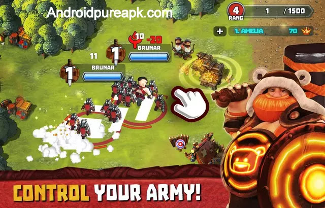 Tiny Armies Mod Apk