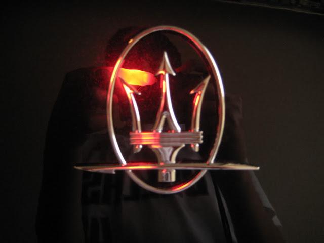 Maserati Logo Auto Cars Concept