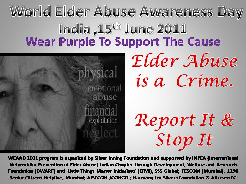 Aging & Elderly Issues: Elder Abuse Research Paper Starter