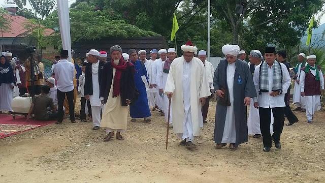 makna ittihad sufi-tuangku syaikh muhammad ali hanafiah