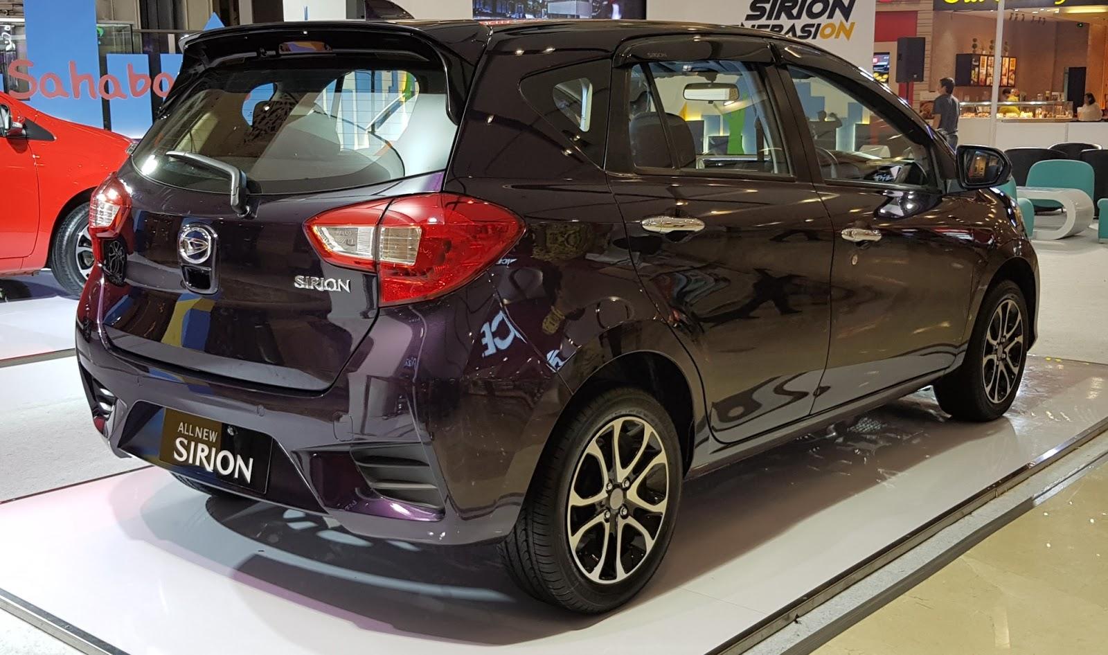 Konsumsi Bbm Grand New Avanza 2018 Toyota Yaris Trd Sportivo 2017 Gunakan Mesin All Sirion Generasi Ke 3
