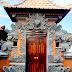 Angkul angkul Balinese house entrance