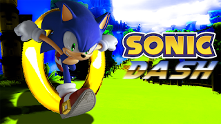 Sonic Dash Apk Mod Dinheiro infinito